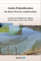 guide d'identification des fleurs d'eau cyanobactéries